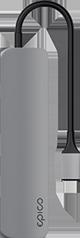 Epico USB-C HUB