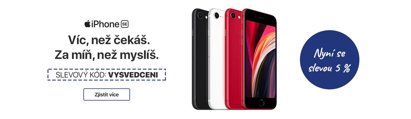iPhone SE + ACC