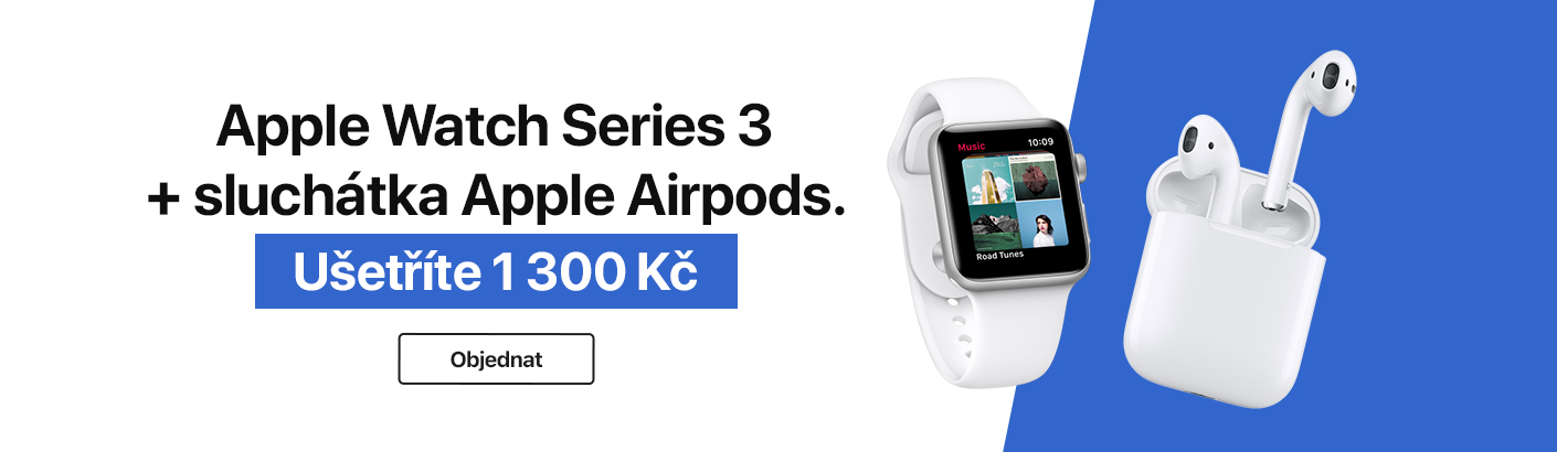 Apple Watch S3 + Airpods