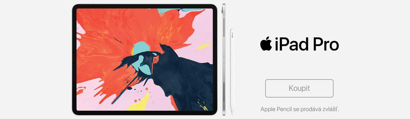 Novinka iPad Pro