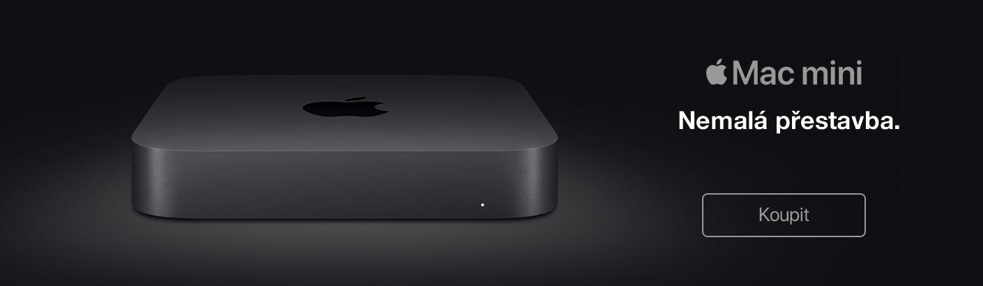 Novinka Mac mini