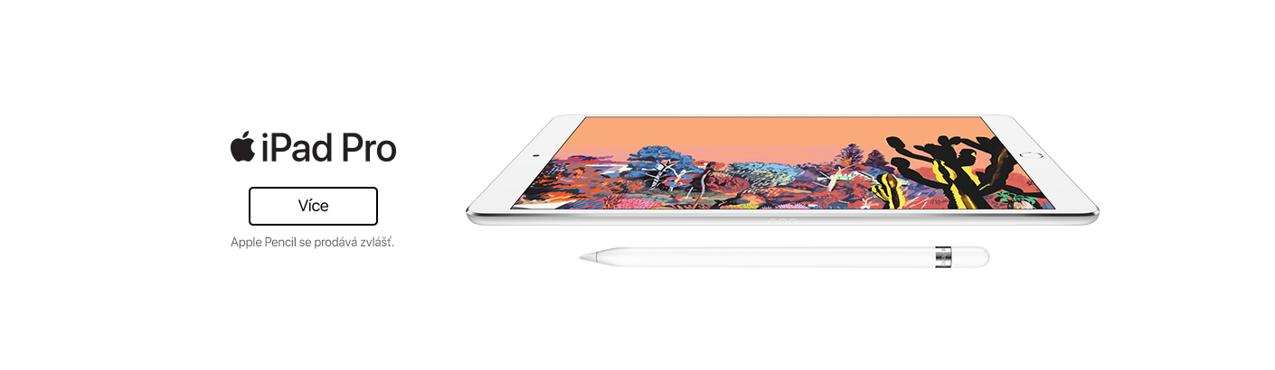 iPad Pro nový