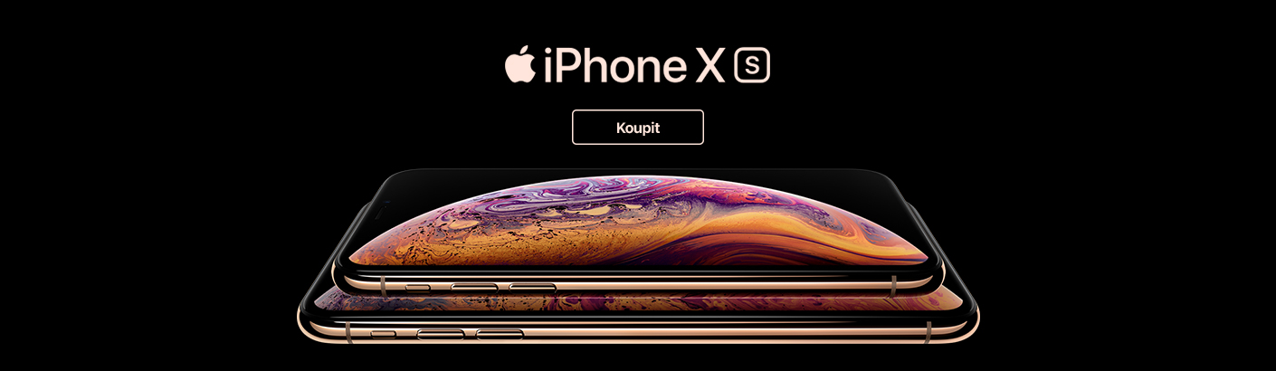 iPhone Xs novinka