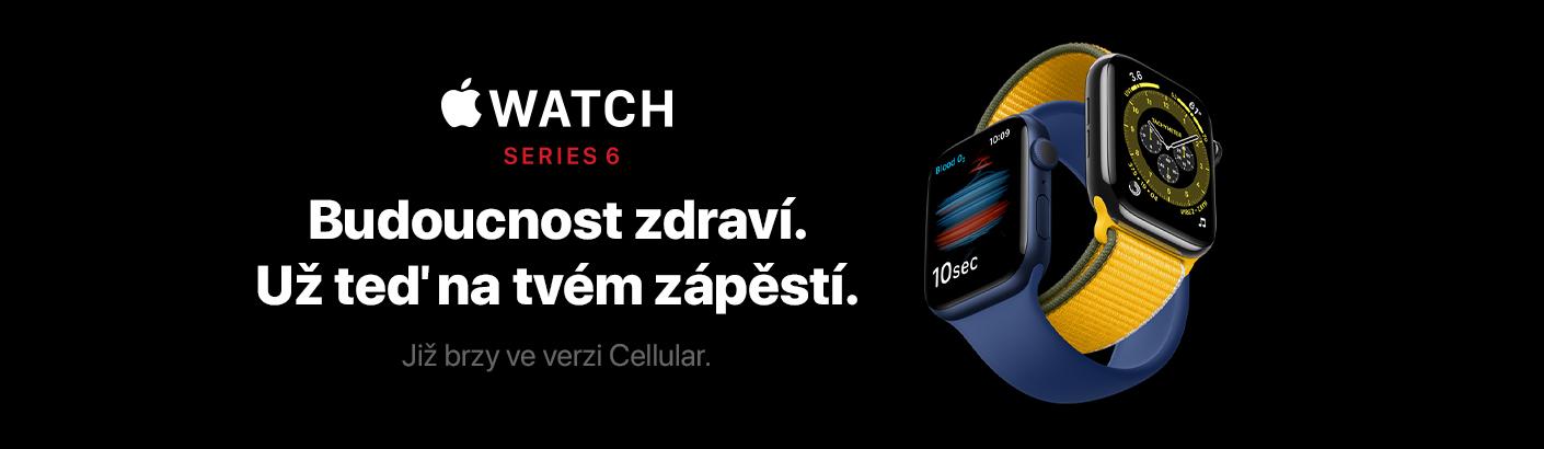 Apple Watch Cellular - již brzy