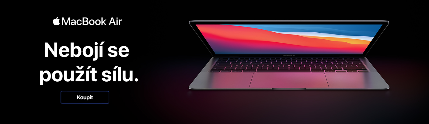MacBook Air 2020 prodej