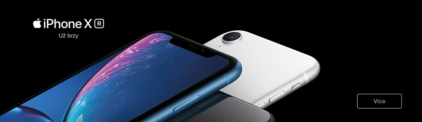 iPhone Xr novinka