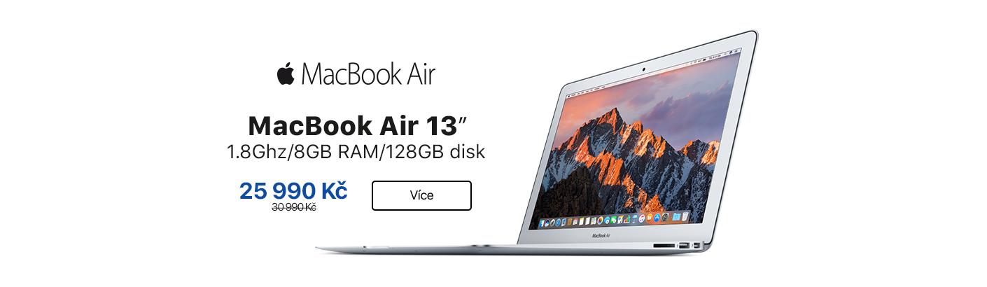MacBook Air sleva