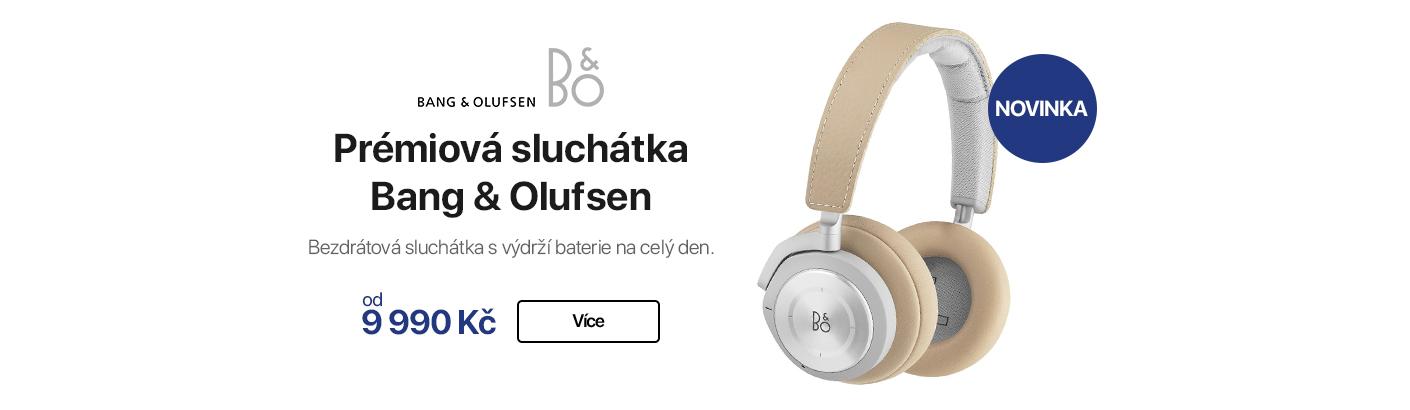 Sluchátka Bang & Olufsen