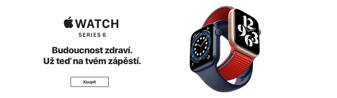 Apple Watch S6 - koupit