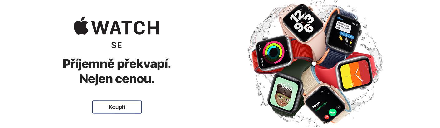 Apple Watch SE - koupit