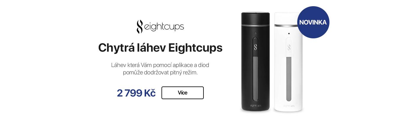 Chytrá láhev Eightcups
