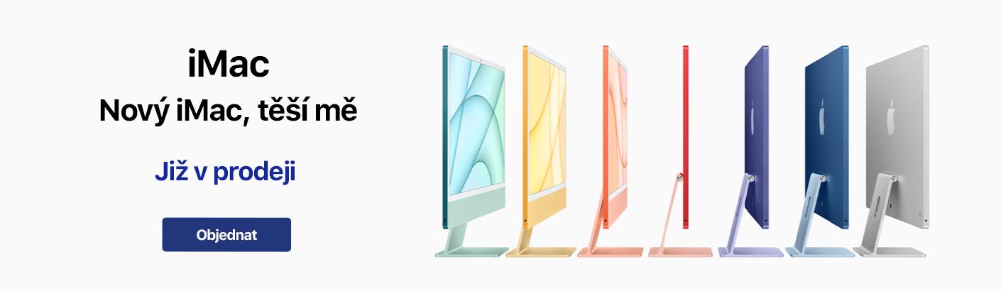 iMac 24 - koupit