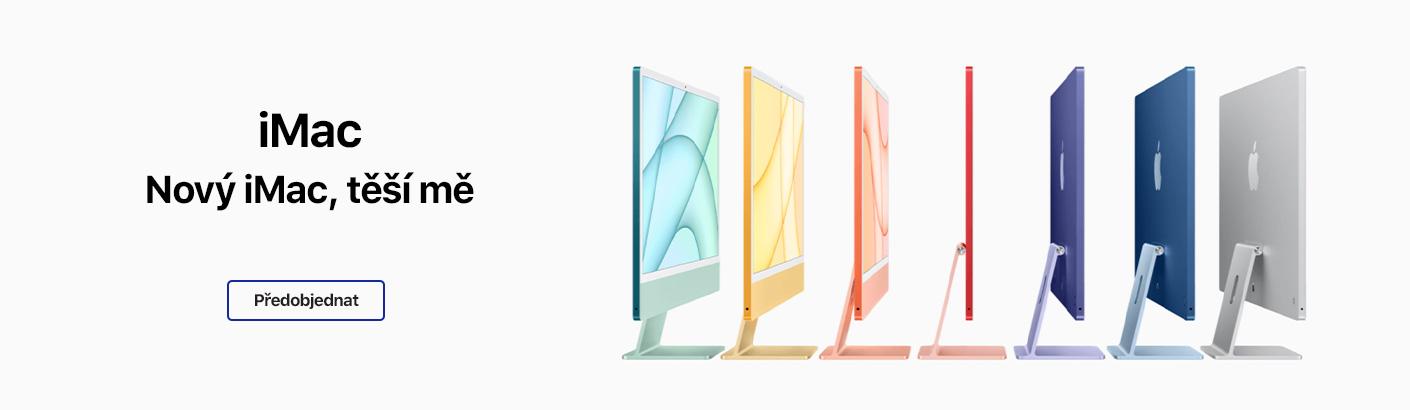 iMac 24 - preorder