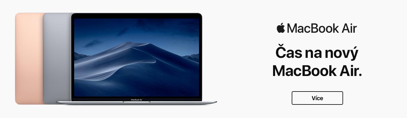 Čas na nový MacBook Air