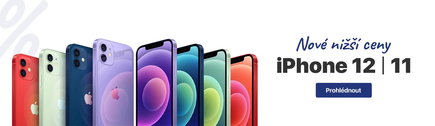 Nové ceny iPhone